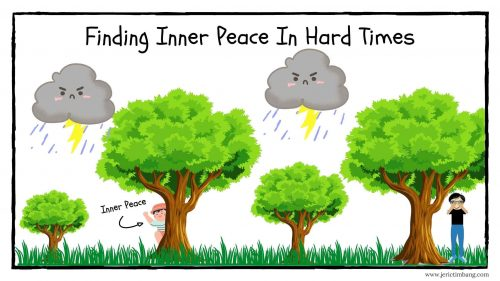 Finding Inner Peace In Hard Times